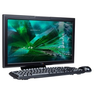 ARGUS All-In-One Quad Core Computer - TL2300 (Angle)