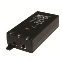 Power Over Ethernet - POE Injector | Phihong 75W (Angle View)