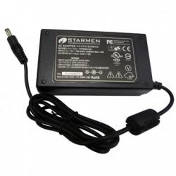 Starmen 12V Power Supply w/ cord (2.1mm Pin)